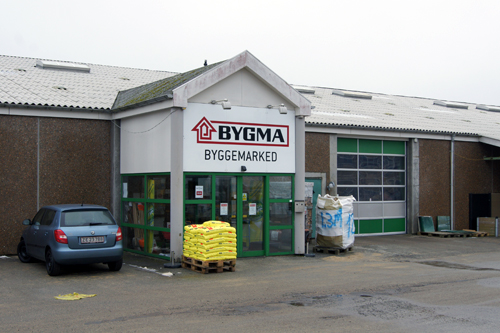 Bygma them – Jem og fix gas ombytning